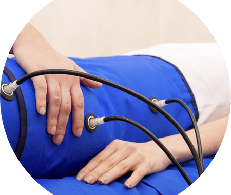 Tratament presoterapie Drenajul limfatic